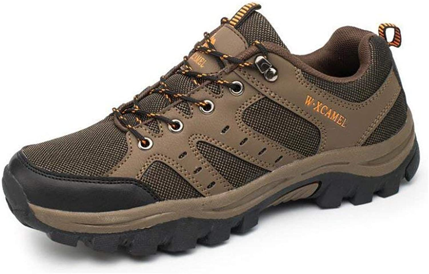 FuweiEncore Walking shoes, Men's shoes - Lightweight shoes, Mesh Lining shoes, Heel & Toe Bumper - For Hiking, Hiking, Traveling This Summer, B, 42 (color   As shown, Size   One size)