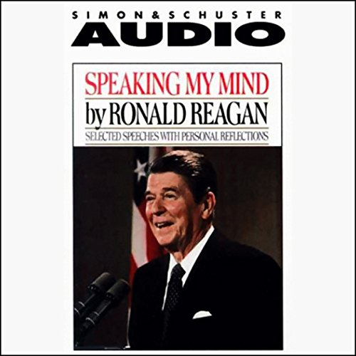Speaking My Mind audiobook cover art