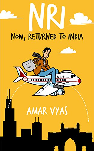 NRI : Now, Returned to India (Amol Dixit Series Book 1) (English Edition) eBook: Vyas, Amar: Amazon.es: Tienda Kindle