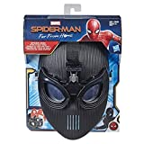 Spider-Man Spiderman-E3563EU40 máscara del traje sigiloso (Hasbro E3563EU4)