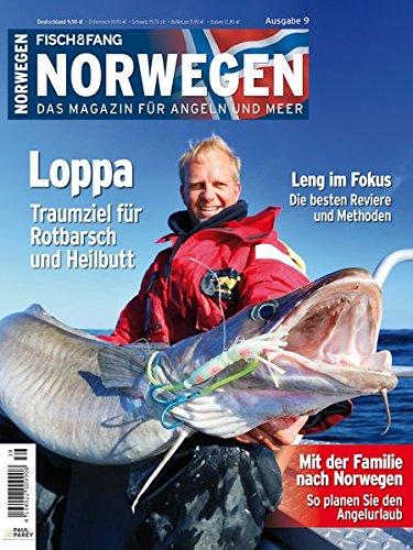 FISCH & FANG Sonderheft Nr. 39: Norwegen Magazin Nr. 9: Das Magazin für Angeln und Meer (Norwegen Magazin: Das Magazin für Angeln und Meer)