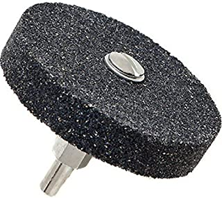 Forney 60055 Mounted Grinding Stone with 1/4-Inch Shank,  2-1/2-Inch-by-1/2-Inch