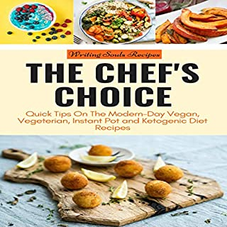 The Chef's Choice audiobook cover art