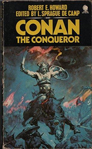 Conan the Conqueror 0722146922 Book Cover