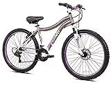 Genesis 26' Whirlwind Women's Mountain Bike, Gray