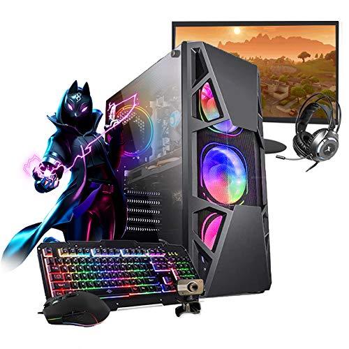 Pc Gamer Completo Maximus Intel I5 GTX 1050 4GB 8GB Hd 1TB SSD 120GB Wi-fi
