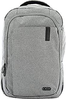 "Roco Basic Casual Backpack, for 15"" (Device), Grey"