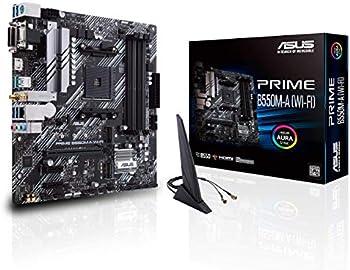 Asus Prime WiFi AMD AM4 3rd Gen Ryzen Micro ATX Motherboard