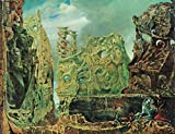 Max Ernst The eye of silence p5993 A2 Poster - Art Painting