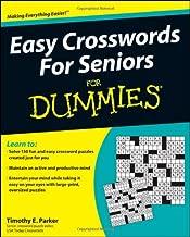 Best easy crosswords for seniors for dummies Reviews