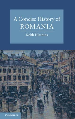 A Concise History of Romania Cambridge Concise Histories product image