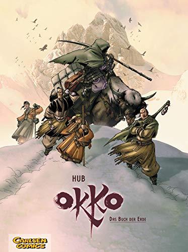Okko 2: Das Buch der Erde (2): Dieser Band enthält die Bände drei und vier der französischsprachigen Originalausgabe