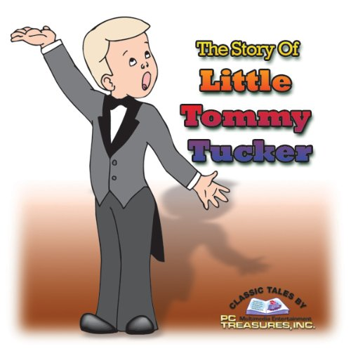 The Story of Little Tommy Tucker audiobook cover art
