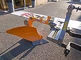 Aratro monovomere per trattori Medio-Bassa Potenza 30-45hp - DP- 35