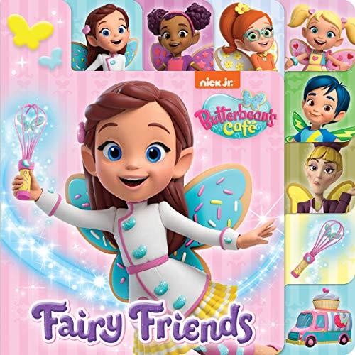 Fairy Friends (Butterbean's Cafe) (Butterbean's Café)