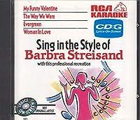Karaoke: Barbra Streisand