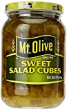 Mt. Olive Sweet Salad Cubes, 16oz...