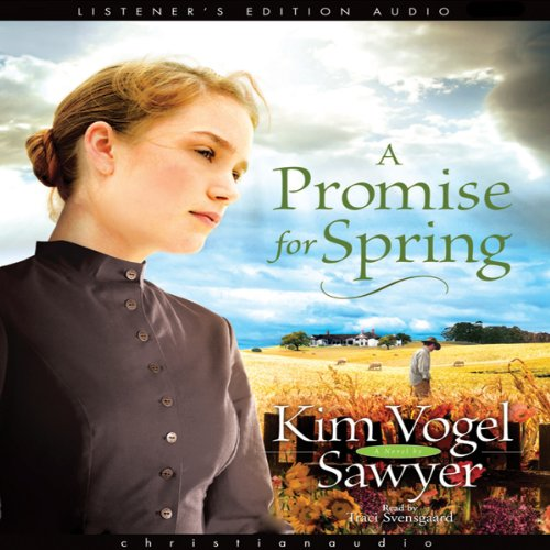 Promise for Spring audiobook cover art