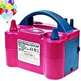 Amzdeal Inflador globo electrico para inflar globos hinchador globos electrico para...