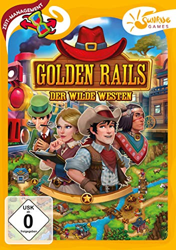 Golden Rails - Der wilde Westen