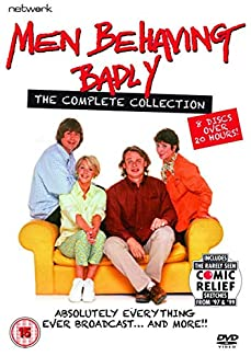 Men Behaving Badly - 20th Anniversary: The Complete Collection
