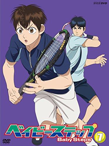 Animation - Baby Steps Vol.7 [Japan DVD] PCBE-54597