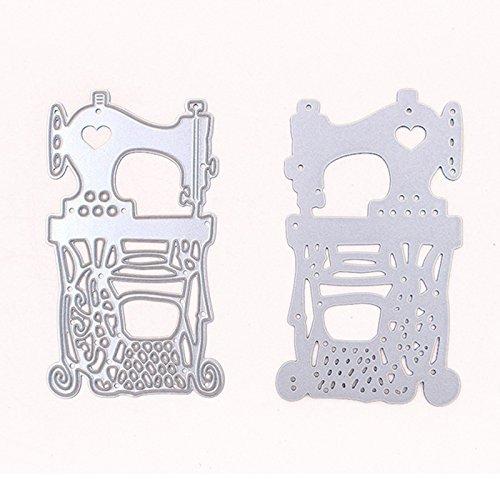 SODIAL Maquina de coser Troqueles de corte para Scrapbooking ...