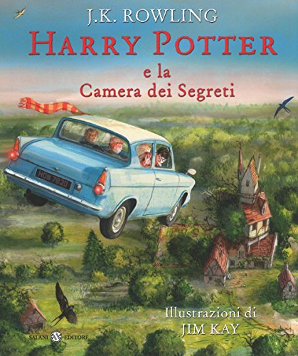 Harry Potter e la camera dei segreti. Ediz. illustrata (Vol. 2)