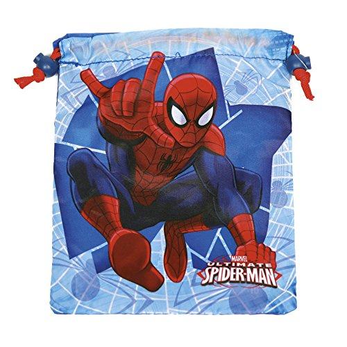 PERLETTI - Saco Lonchera Niño Marvel Spiderman -