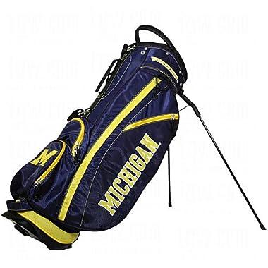 NCAA Michigan Wolverines Fairway Golf Stand Bag