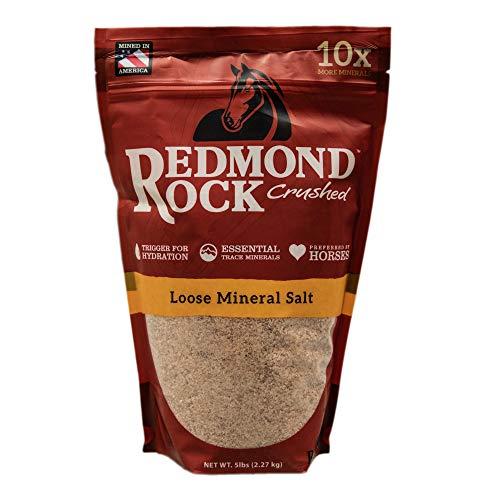 REDMOND Rock Crushed Loose Mineral Salt