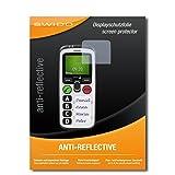 SWIDO Schutzfolie für Doro Secure 580 IP [2 Stück] Anti-Reflex MATT Entspiegelnd, Hoher Festigkeitgrad, Schutz vor Kratzer/Bildschirmschutz, Bildschirmschutzfolie, Panzerglas-Folie