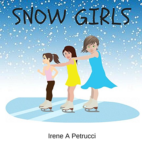 Snow Girls audiobook cover art