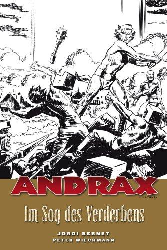 Andrax, Bd.4 : Im Sog des Verderbens