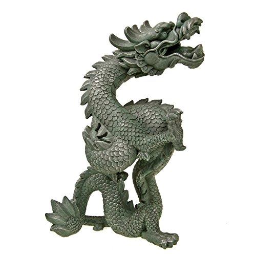 Blue Ribbon EE-719 Oriental Dragon Exotic Environments Aquarium Ornament
