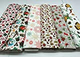 Toptablecloths Weihnachtliches Polyestergewebe 180 cm breit