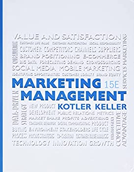Best marketing management 15th edition Reviews
