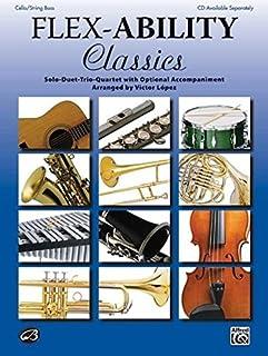 Flex-Ability Classics: Cello/Bass