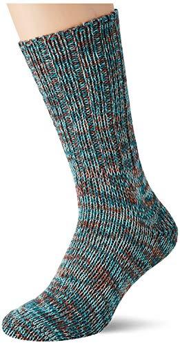 FALKE Herren Brooklyn M SO Socken, Blau (Pentle Bay 7874), 39-42