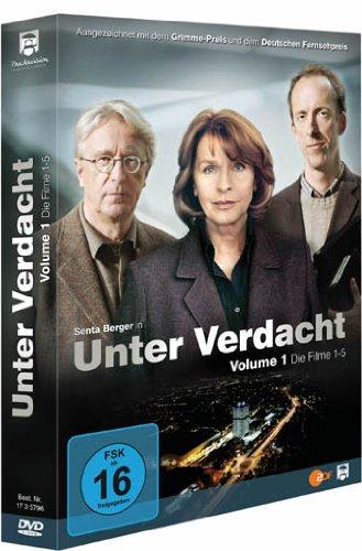 Unter Verdacht - Vol. 1 (3 DVDs)