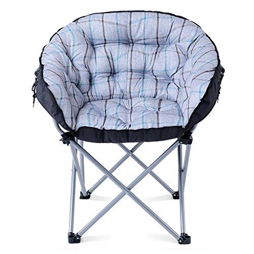 DS-chaise Moon Chaise-Loisir Chaise Chaise Longue pour Adultes Chaise paresseuse Chaise Pliante Chaise Ronde Chaise canapé Chaise && (Couleur : E)