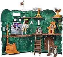 Masters of the Universe Origins Castillo Grayskull Juguetes para niños de 6 años en adelante con Accesorios temáticos...