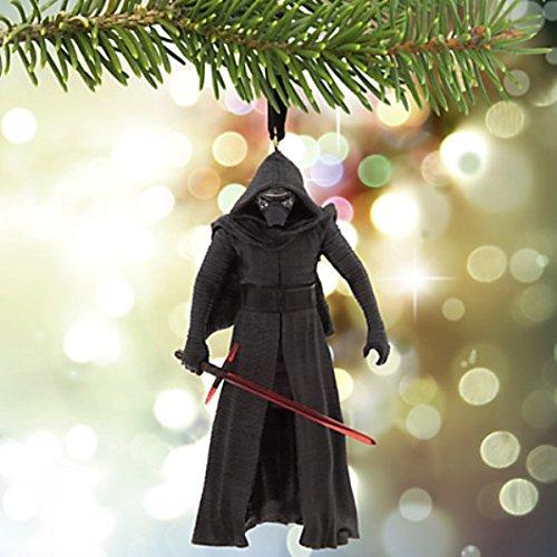 Disney Kylo Ren Sketchbook Ornament - Star Wars: The Force Awakens - Dark décor