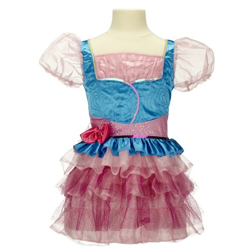 Winx Club Costume Fata, Believix Bloom 4/6 Anni