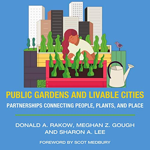 Public Gardens and Livable Cities cover art
