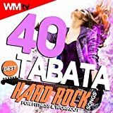 40 Best Tabata Hard Rock Songs For Fitness & Workout (20 Sec. Work and 10 Sec. Rest Cycles With Vocal Cues / High Intensity Interval Training Compilation for Fitness & Workout)