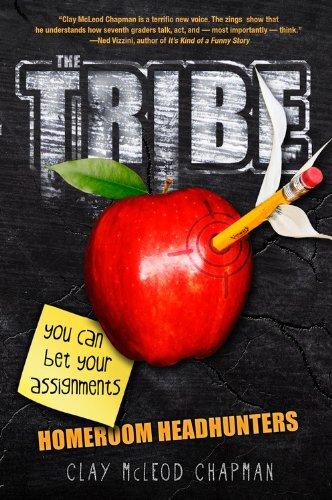Image of The Tribe: Homeroom Headhunters (A Tribe Novel, 1)