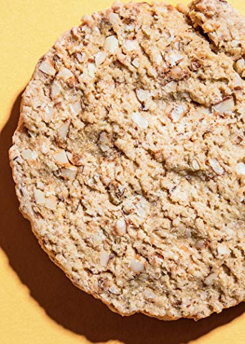 KoRo - Bio Cookie Salted Caramel 12 x 50 g - Salzig-süße Nascherei - Vegan und glutenfrei