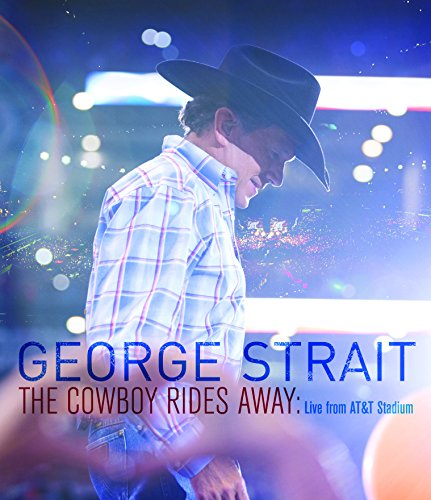 George Strait/The Cowboy Rides Away: Live from AT