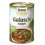 Ökoland - zuppa di gulasch tipo ungherese, 400 g